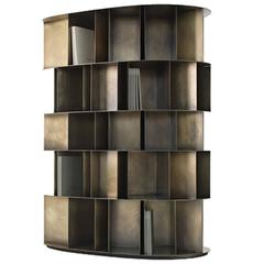 Existence Iron Bookcase by Michele De Lucchi for Decastelli