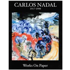 Carlos Nadal Works on Paper and an English Perspective, Two Books