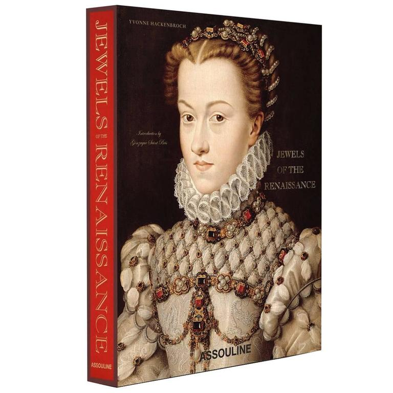 """""""Jewels of the Renaissance"""" Book For Sale"""