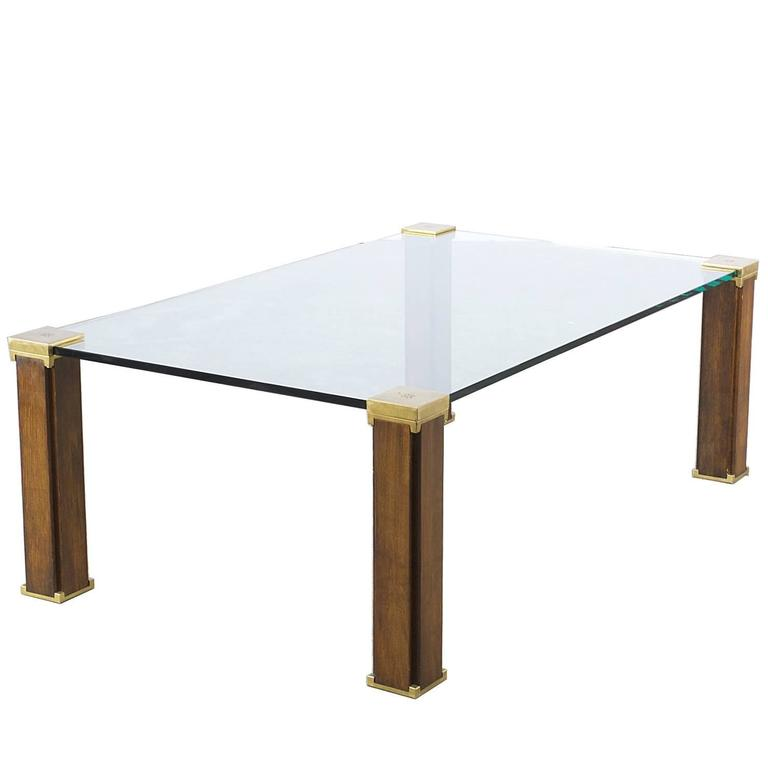 1970s Peter Ghyczy T66/2 Coffee Table For Sale At 1stdibs