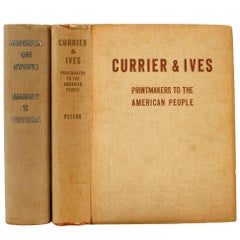 Currier & Ives, Printmakers to the American People, 2 volume Ltd 1st Ed