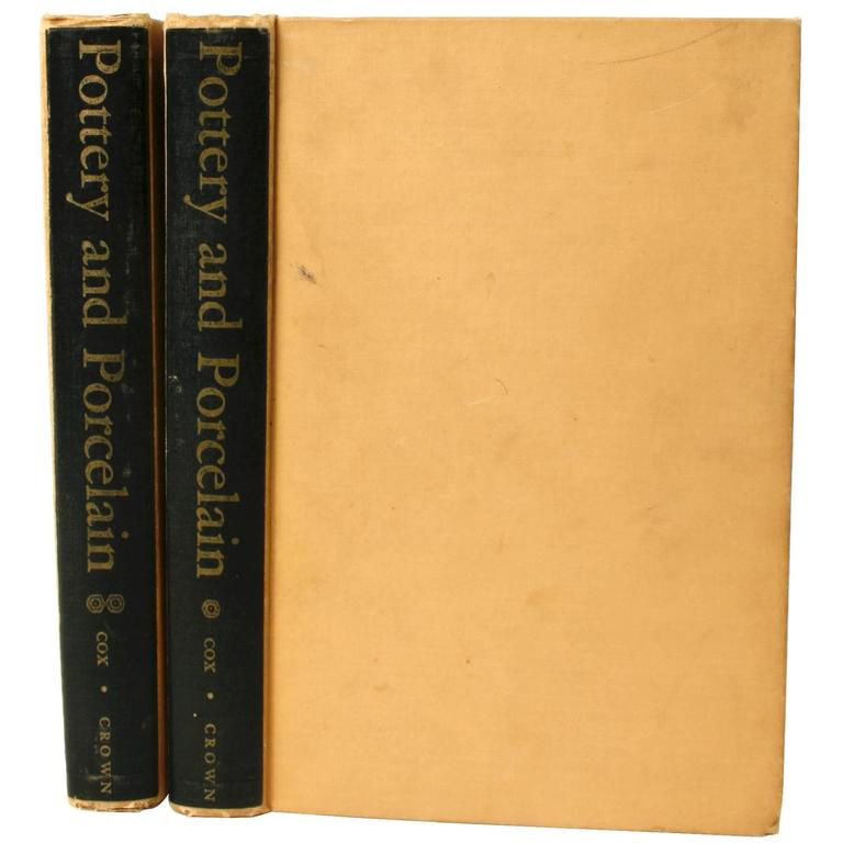 The Book of Pottery and Porcelain in 2 Volumes