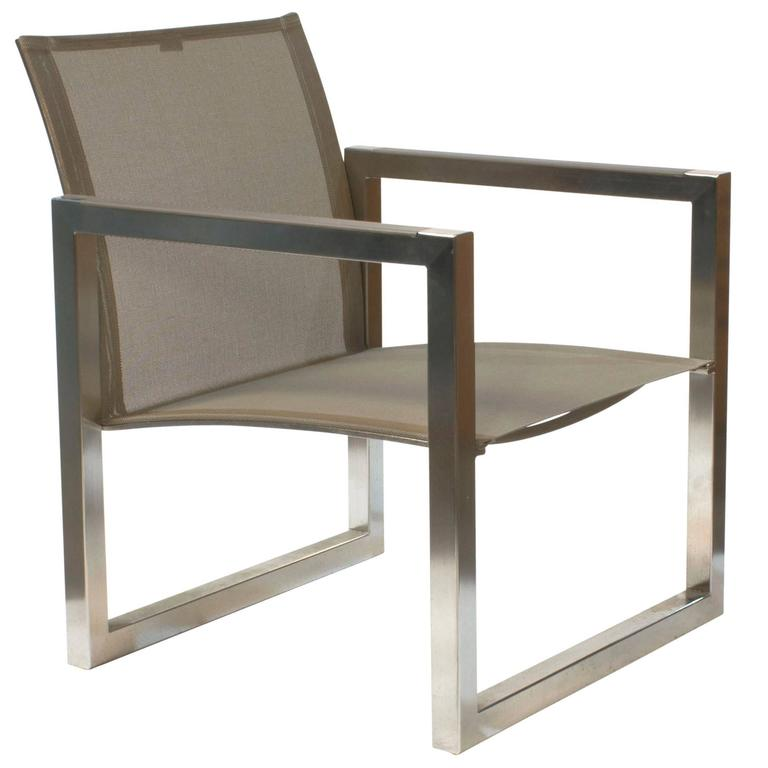 Grey Ninix 77 Outdoor Dining Lounge Armchair By Royal