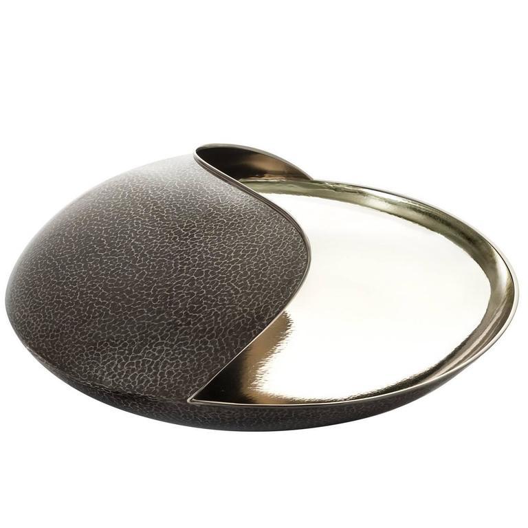 Secrets Revealed Bronze Bowl