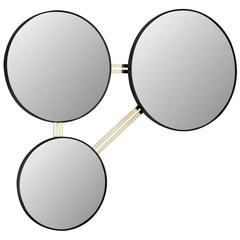 Stylish Round Wall Mirror