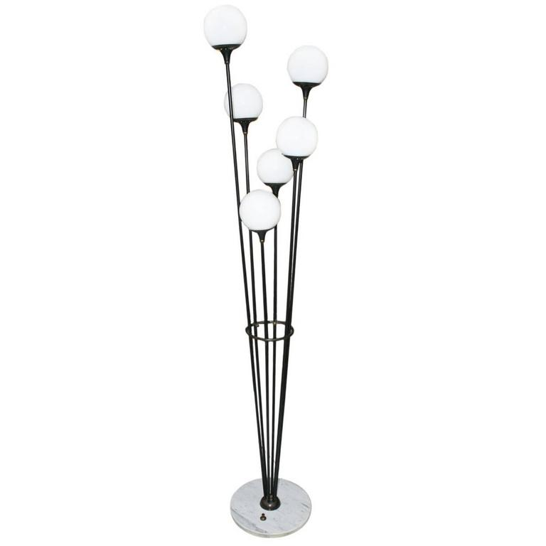 Floor Lamp Designed by Stilnovo