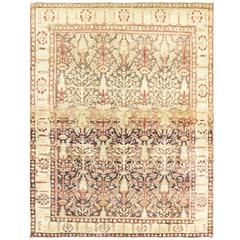 A Pleasant Antique Sivas Turkish Rug