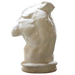 Elegant Torso Gaddi Sculpture