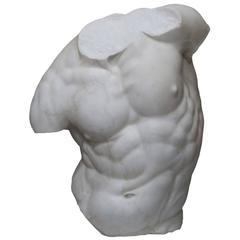 Iconic Sculpture of Torso Gaddi