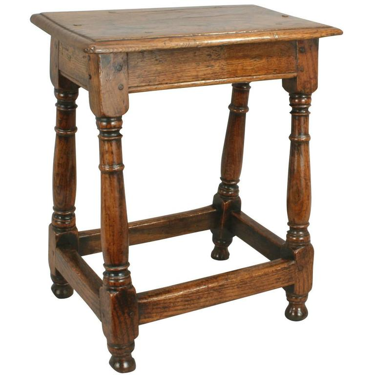 antique stools for sale antique early oak joint stool for at 1stdibs 4132