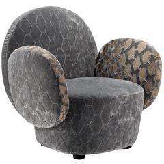 Striking Living Room Armchair