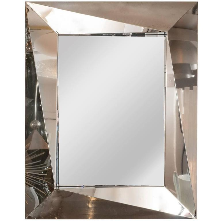 Polished Stainless Steel Mirror