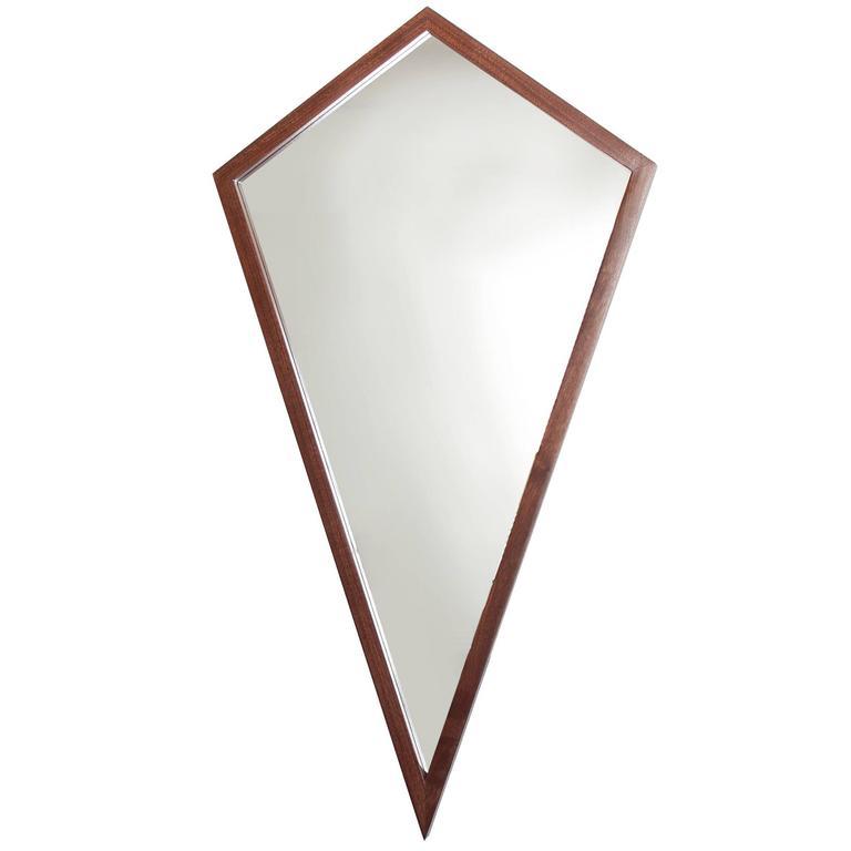 "Contemporary ""Diamond Mirror"" by Alex Drew & No One, 2016"