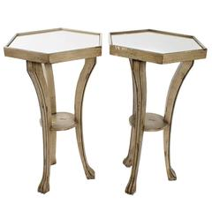 Octagonal Cocktail Tables