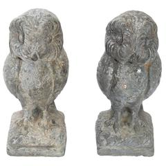 Cast Lead Owls