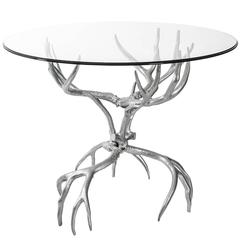 Arthur Court Antler Table