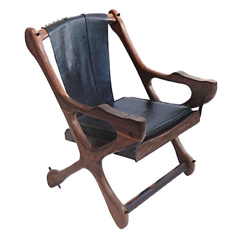 Don Shoemaker Sling Swinger Chair