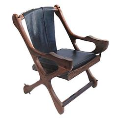 Don Shoemaker Sling Swinger Chair