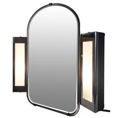 Art Deco Dressing-Table Illuminated Vanity Mirror, USA, circa 1930