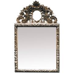 Foglia Oro Mirror