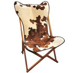 Cowhide Tripolina Chair