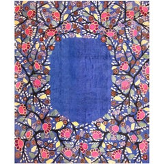 Edouard Benedictus French Art Deco Rug