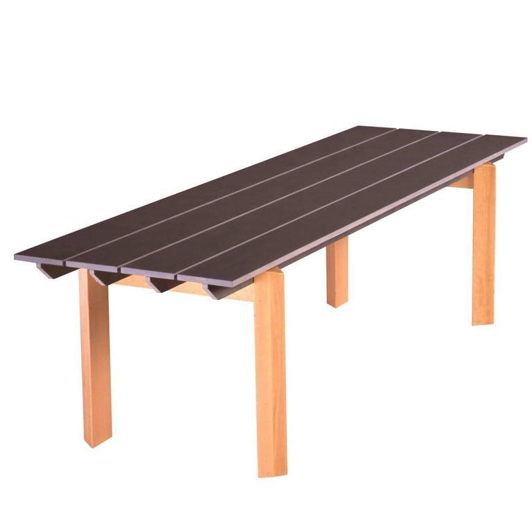 minimalist dining table for sale at 1stdibs. Black Bedroom Furniture Sets. Home Design Ideas
