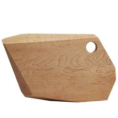 Slab Small Rectangle Hard Maple Cutting Board