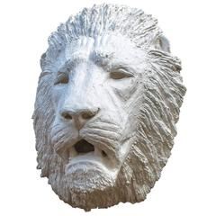 'Dawn Patrol' a White Marble Resin Sculpture by Bruce Little