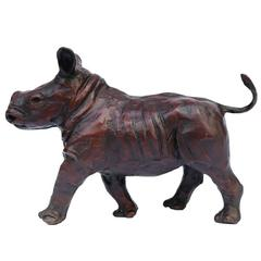 'Hope', a Bronze Animal Sculpture by Bruce Little