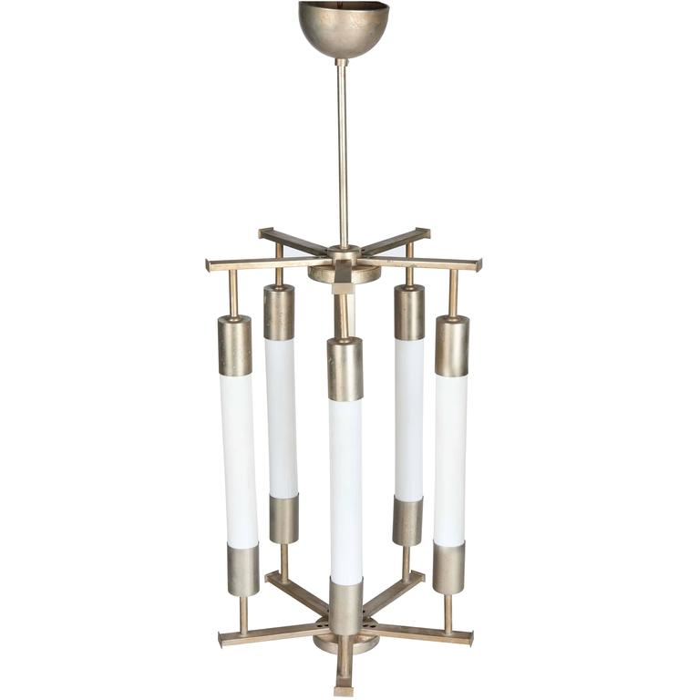 Paavo Tynell Ceiling Lamp for Taito Oy circa 1930