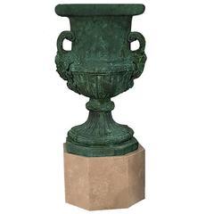 Elegant Roman Piece on an Octagonal Base