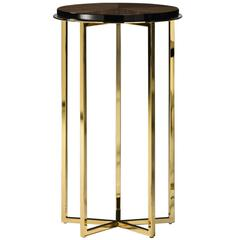 Elliot Plus High Gold Coffee Table