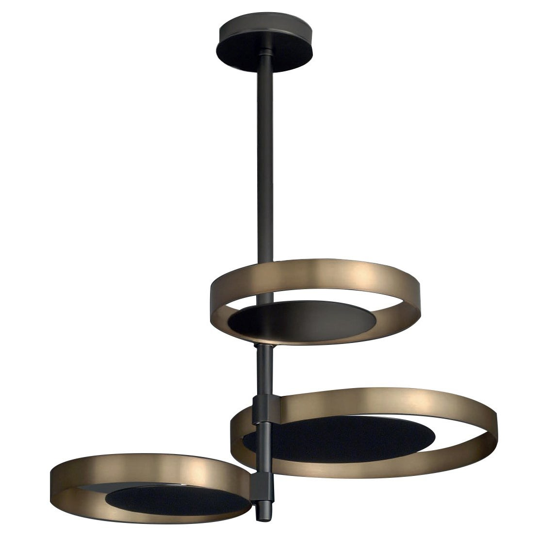 Circle Ceiling Light