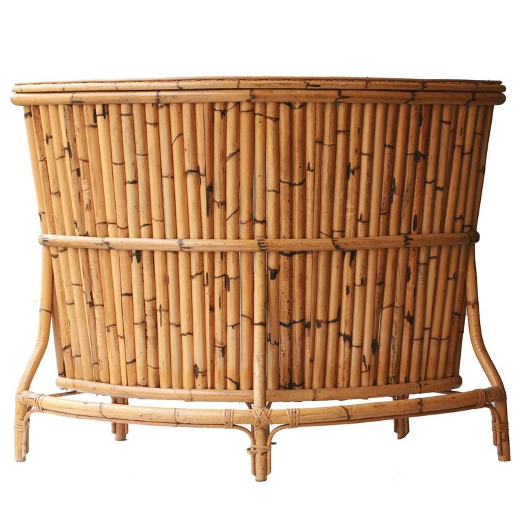 Bar Of Bamboo At 1stdibs