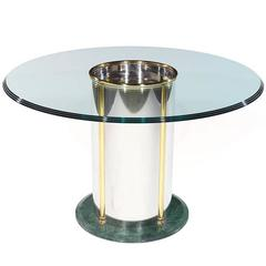 Romeo Rega, Large Table Produced in the 1970s, Italy