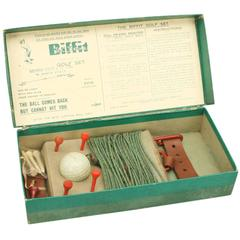 Vintage Biffit Golf Training Aid