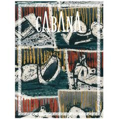 Cabana Magazine Issue seven, in Collaboration with Burberry