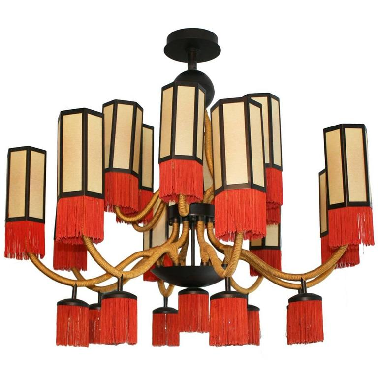 French Suspension Lamps