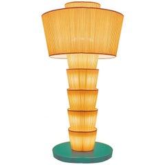 Bernd Roger Bienert for Woka Art Collection 1985-2000 - Floor Lamp