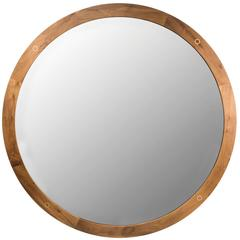 In Stock - Round Fulton Wall Mirror