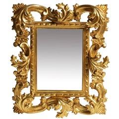 Cornice Specchiera Carved Mirror