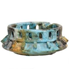 Alvino Bagni Sea Gardon Ashtray for Raymor, Italian Mid-Century Modern