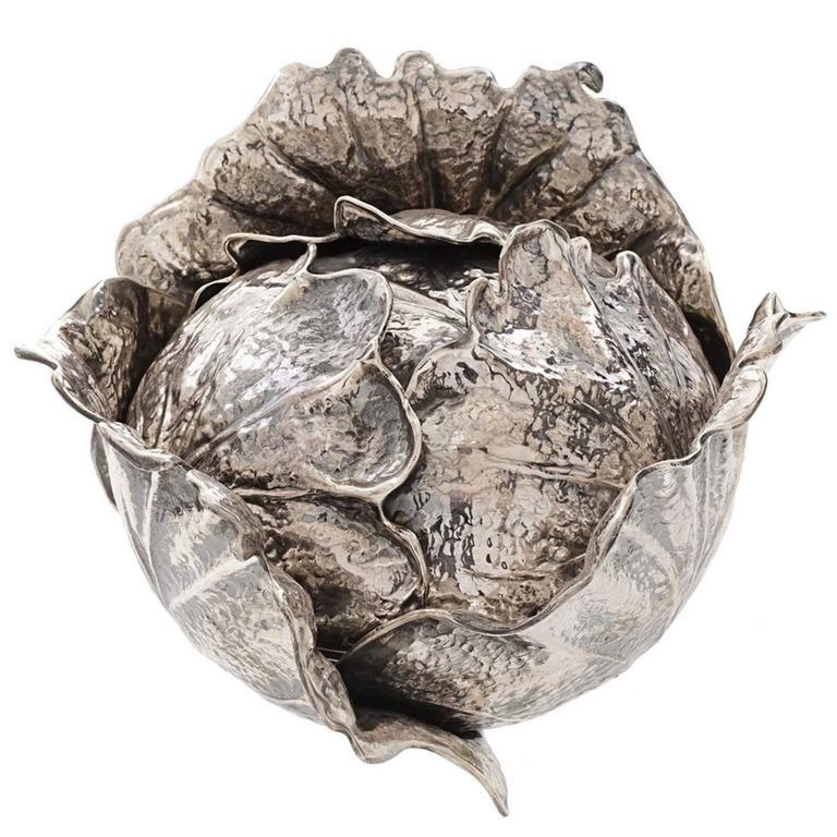 Sophisticated 'Secret' Cabbage Case For Sale