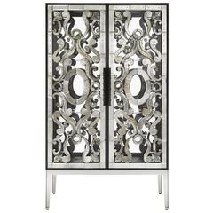 Breathtaking 'Florea' Cabinet with a Timeless Allure by Giovanni Luca Ferreri