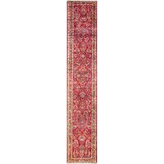 Antique Persian Sarouk Runner
