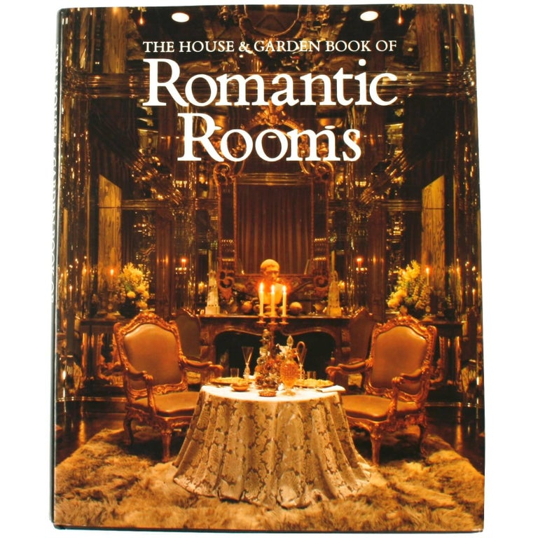 Romantic Rooms by House & Garden, Book, First Edition For Sale