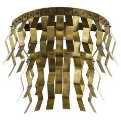 Elegant Large 'Veronica' Sconce