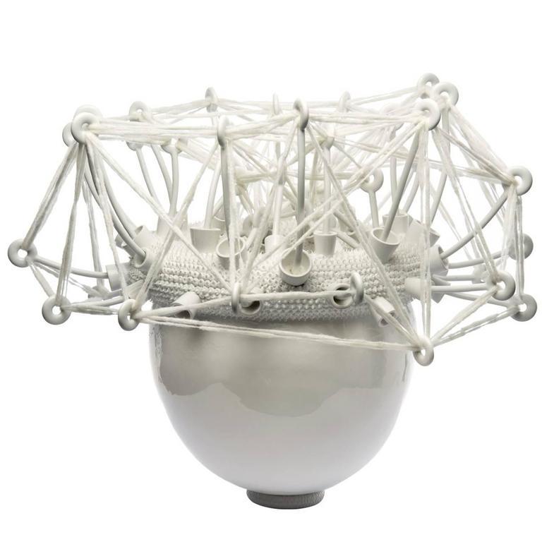 Interweave Vase Sculpture