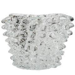 Small Transparent Rostro Bowl